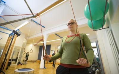 Das Konzept der ganzheitlich orientierten Bewegungstherapie